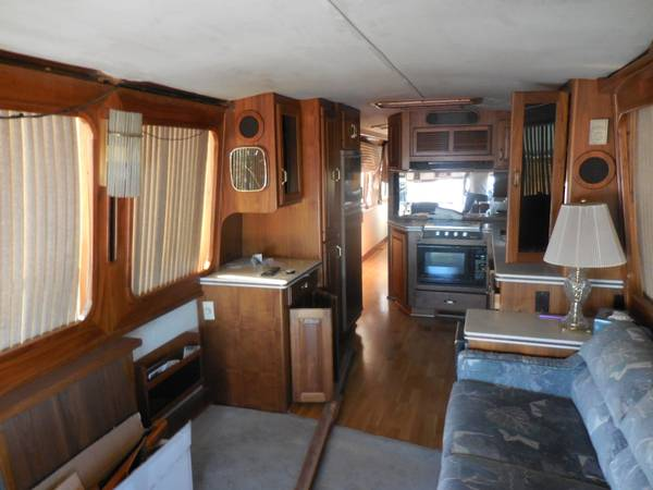 1986 Prevost Conutry Coach 40 FT Motorhome For Sale in ...