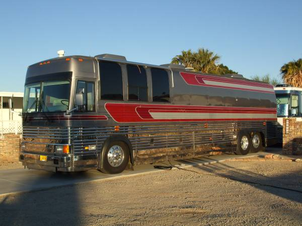 1991 Prevost 40 Ft Motorhome For Sale In Yuma Az