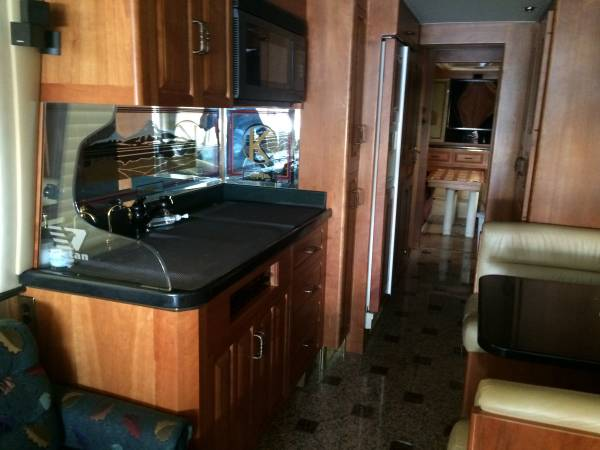2000 Prevost Le Mirage 45 Ft Motorhome For Sale In