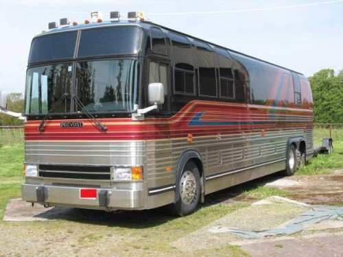 1993 Prevost Le Mirage XL 40 FT Motorhome For Sale in ...