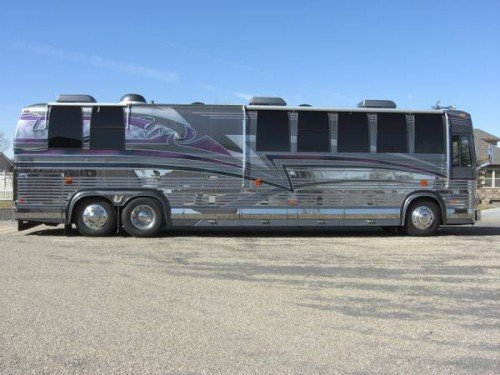 1998 Prevost Country Coach 40 Ft Motorhome For Sale In