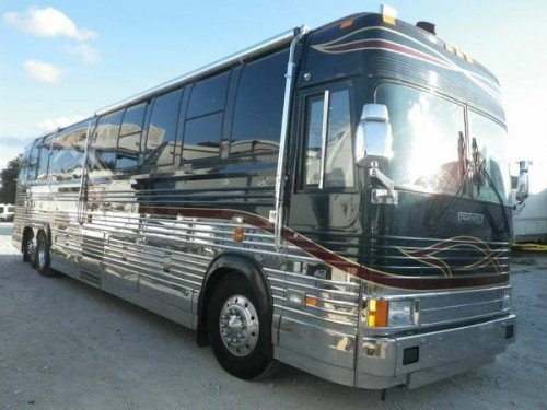 1998 Prevost XL Vantare 40 FT Motorhome For Sale in Willow ...