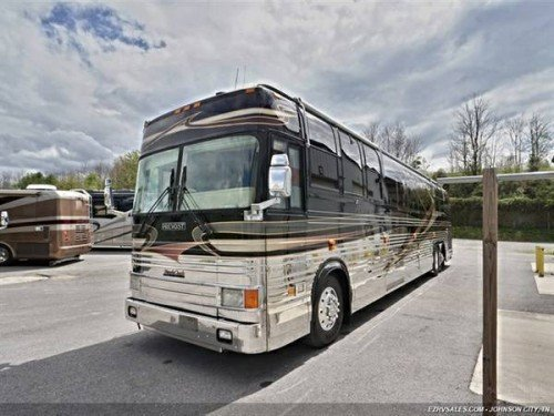 1999 Prevost Royale Xl 45 Ft Motorhome For Sale In Johnson