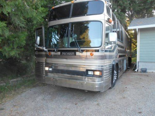 Prevost Marathon XL 40 FT Motorhome For Sale In Lane
