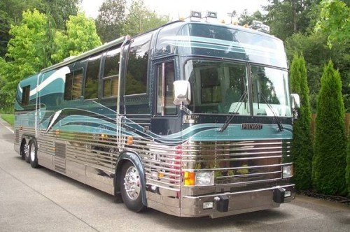 1989 Prevost Angola 40 Ft Motorhome For Sale In Olympia Wa