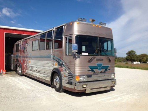 1993 Prevost Country Coach Motorhome For Sale In Tulsa Ok