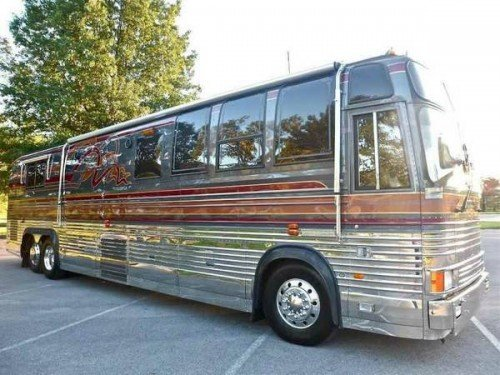 1993 Prevost Beaver 40 FT Motorhome For Sale in ...