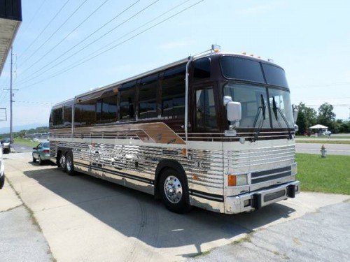 1987 Prevost Liberty Motorhome For Sale in Greeneville, TN