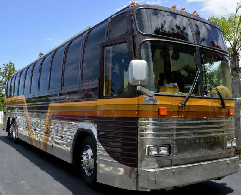 Marilyn Manson's First Tour Bus Is Being Sold For Surprising Price