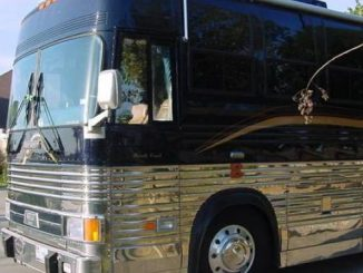 Marilyn Manson's First Tour Bus Is Being Sold For Surprising